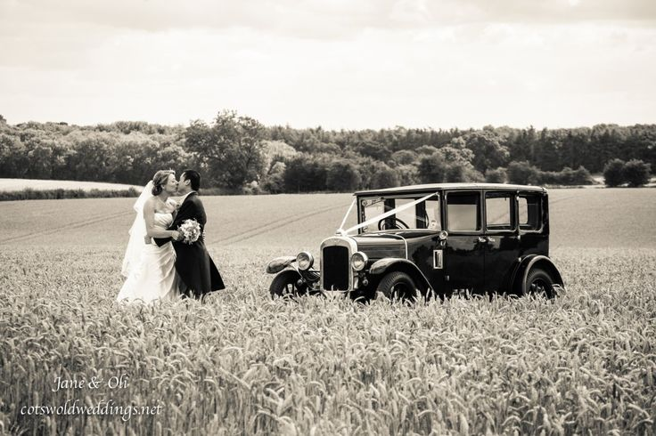 Stylish wedding photography Gloucestershire