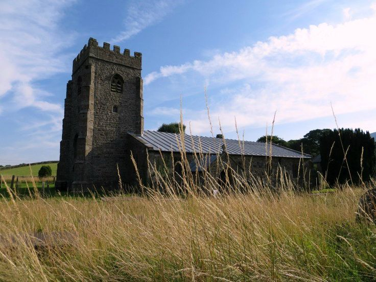 Horton-in-Ribbledale church - Yorkshire Three Peaks