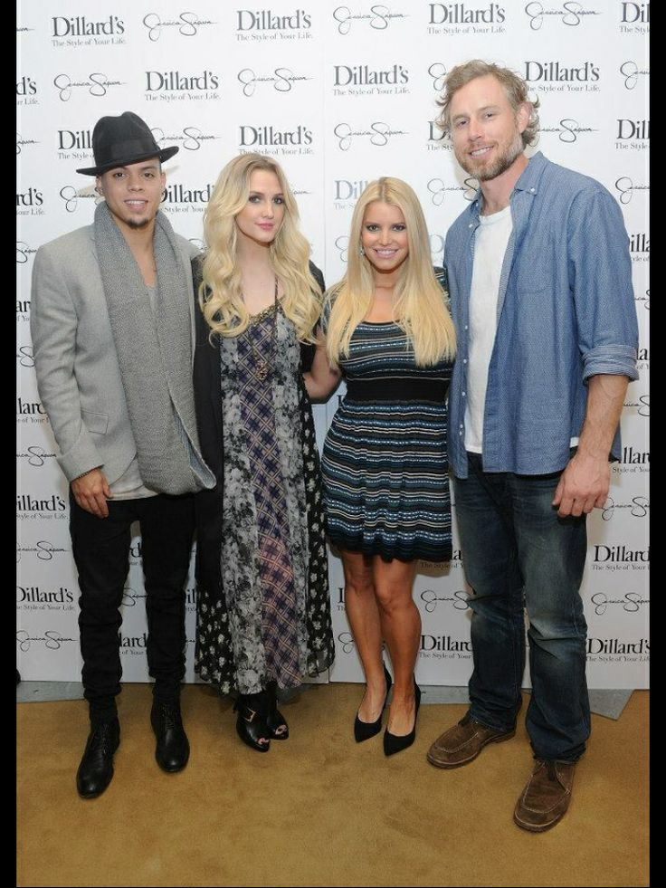 71 best Jessica Simpson and Family images on Pinterest | Ashlee ...