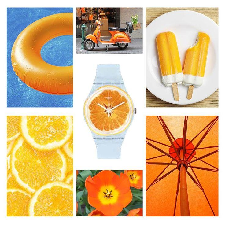 Benvenuta ESTATE! http://www.gioielleriagigante.it/prodotto/vitamine-boost-swatch-new-gent-referenza-suok115/