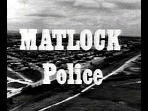 """Matlock Police, Ep 92 """"Big C Blues"""""""