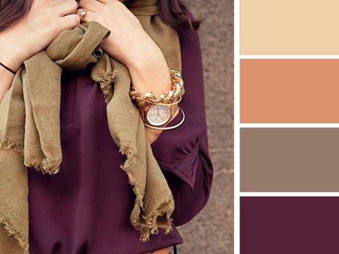 Dime qué color llevas y te diré quién eres. Y tú, ¿cuál color de ropa es tu favorito?