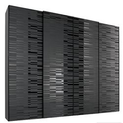 black-wardrobe-contemporary-wardrobes-closets-designs-storage