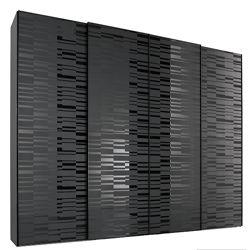 black-wardrobe-contemporary-wardrobes-closets-designs-storage