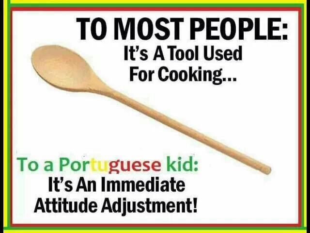 Portuguese kids........lol not cool these days!! those days are long gone now lol