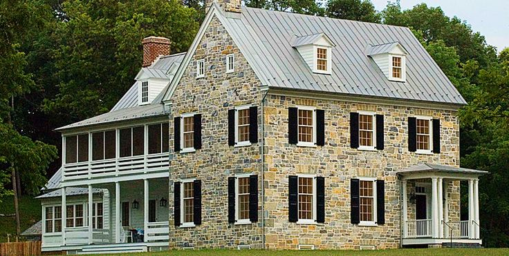 17 Best Images About Stone Houses On Pinterest House