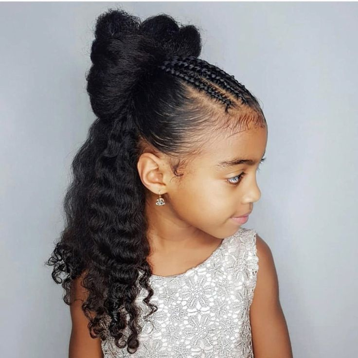 Black hairstyles for girls 4