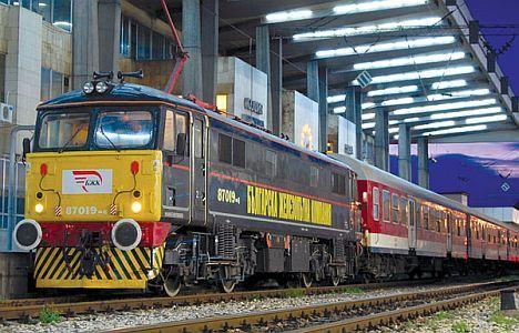 Bulgaria became part of the European Rail Freight Corridor 7 ...
