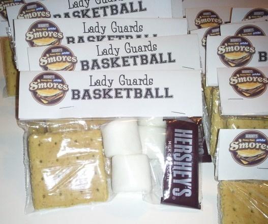 Easy no-bake idea for kid's Bake Sale