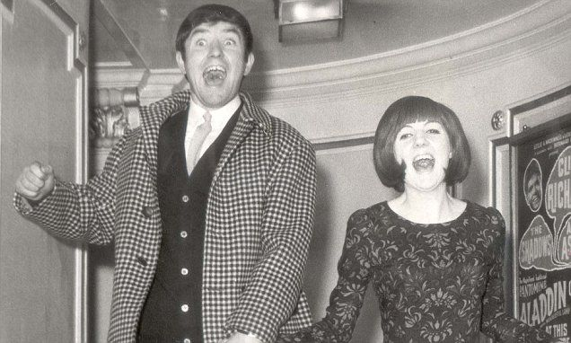 JIMMY TARBUCK remembers Cilla Black and what she could teach reality tv nobodies | Daily Mail Online