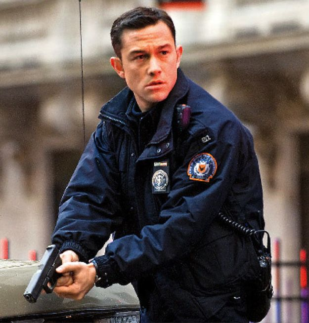 Joseph Gordon-Levitt in The Dark Knight Rises. Where can I get his GPD jacket?