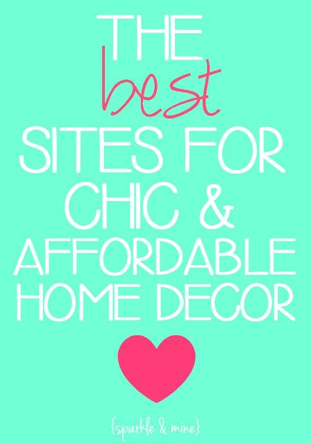 Best 25+ Affordable home decor ideas only on Pinterest | House ...