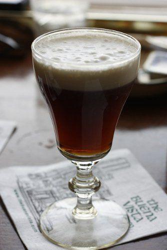 Original Irish Coffee: The Buena Vista, San Francisco