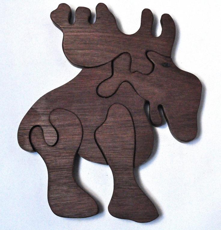 110 fantastiche immagini su Scrollsaw Reindeer and Moose