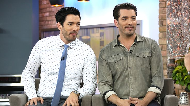Drew and Jonathan Scott from 'The Property Brothers' stop by to co-host the show!