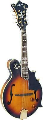 Ashbury Electro Acoustic F STYLE MANDOLIN, sunburst. At Hobgoblin Music