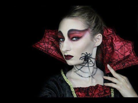 Tutorial trucco di Halloween e costume da regina dei ragni - VideoTrucco