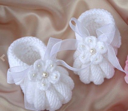 Free Crochet Baby Booties Patterns - Crochet Baby Shoes
