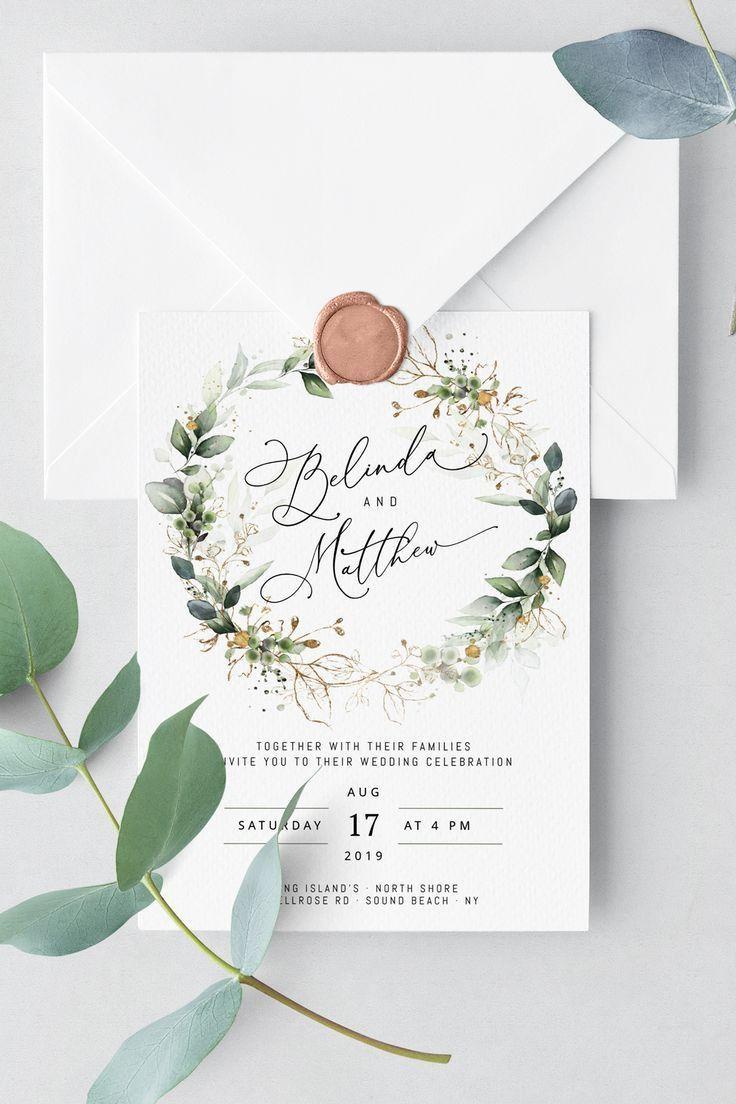 Free Diy Wedding Invitation Templates In 2021 Free Wedding Invitation Templates Wedding Invitation Templates Free Wedding Invitations Diy wedding invitation template free