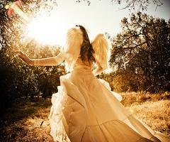 Angels: Angel Wings, Fairies, Trav'Lin Lights, Fairyt Wedding, Beautiful, Photo, Wedding Shoots, Finding Peace, Girls Hair