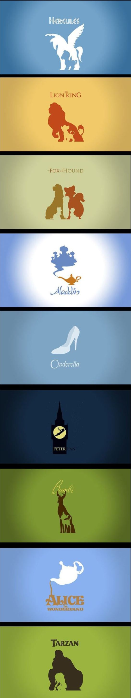 Disney Póster de Películas