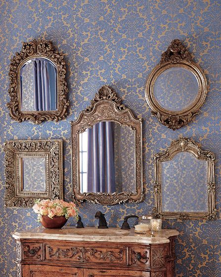 25 best ideas about baroque mirror on pinterest modern baroque baroque fu - Miroir baroque rectangulaire ...