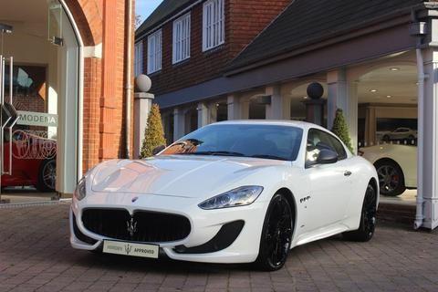 Maserati GranTurismo Sport for sale in United Kingdom… #2017 #supercar