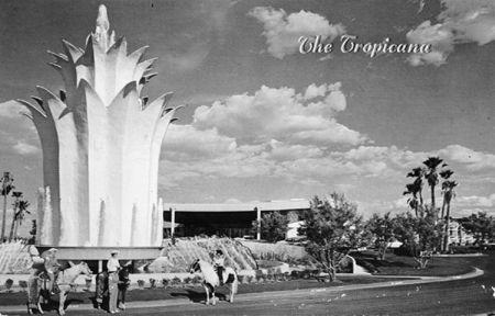 """The Tropicana Hotel""   Classic Las Vegas History Blog - Blog"
