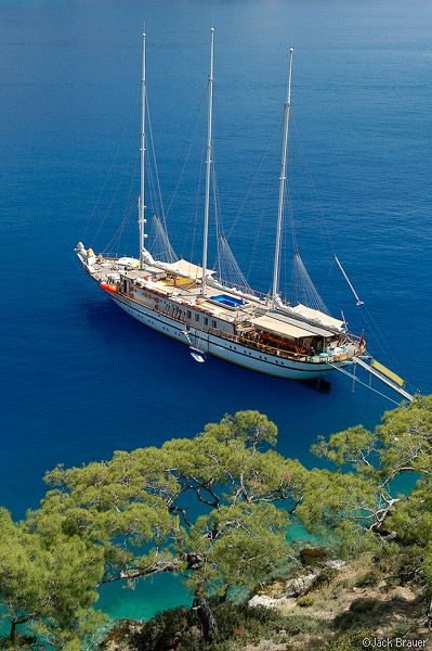 Turkish Gulet -- AJ MacDonald - Yacht Broker - ajmacdonald@camperandnicholsons.com