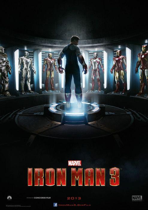 Poster zum Film: Iron Man 3