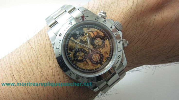 Copie Rolex Daytona Automatique S/S Skeleton RXM96  http://www.copiemontrespascher.eu/rolex-daytona-automatique-ss-skeleton-rxm96-p-1359.html
