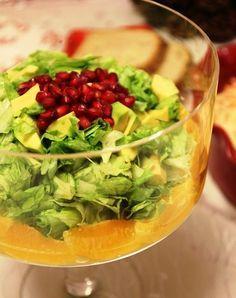 Portakallı Avokado Salatası Tarifi | Yemektarifleri8