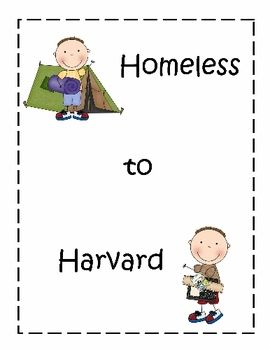 best cardboard box homeless project images card  homeless to harvard future story lesson poverty success