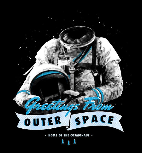 17 best images about retro space art on pinterest donald for Outer space poster design