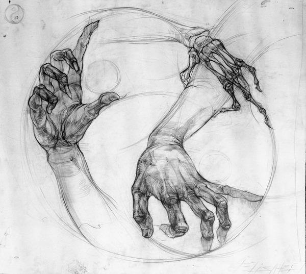 Drawing by Parfenova Lisa