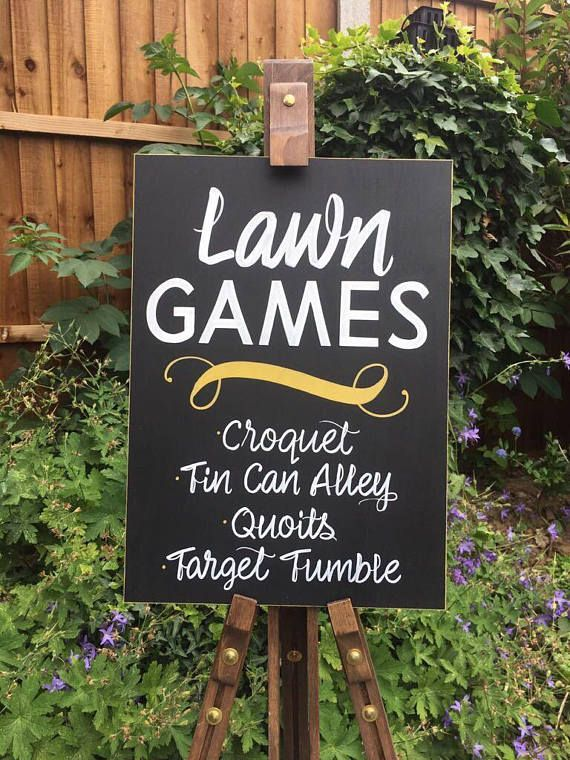 Lawn Games Origin: Made in the UK Materials: MDF or Timber