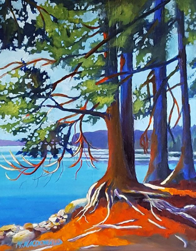 Marike MacDonald - FIRMLY ROOTED - SOLD