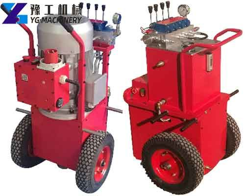 Yg Hydraulic Wall Saw Can Be Used With Remote Controls To Help Keep Operators At A Safe Distance Buy Our Hydraulic Concrete Wall S In 2020 Concrete Wall Concrete Wall