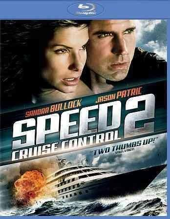 Speed 2: Cruise Control (Blu-ray Disc)