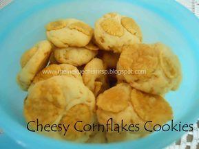 Abis makan cookies cornflakes dari tetangga....duhhh enak bangettt....dan dalam 2 hari langsung abissss....jadi keinget dulu saya pernah bu...