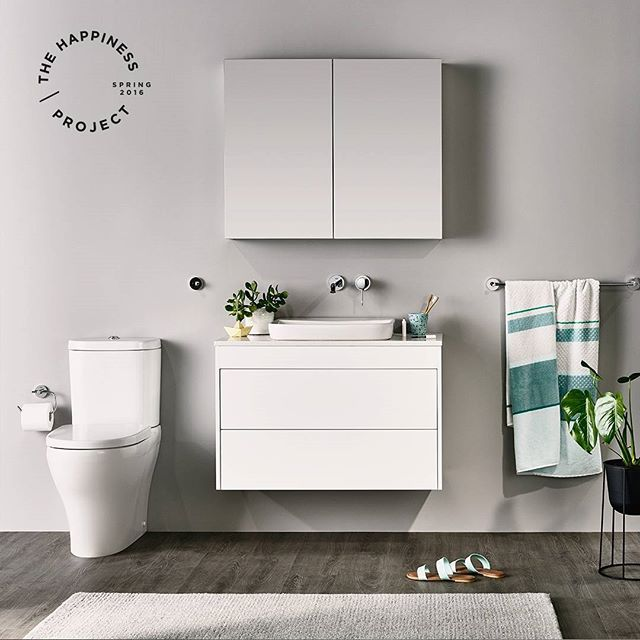 Even A Neutral Bathroom Can Feel Luxurious Include Styling Elements That Feature Pops Of Fun
