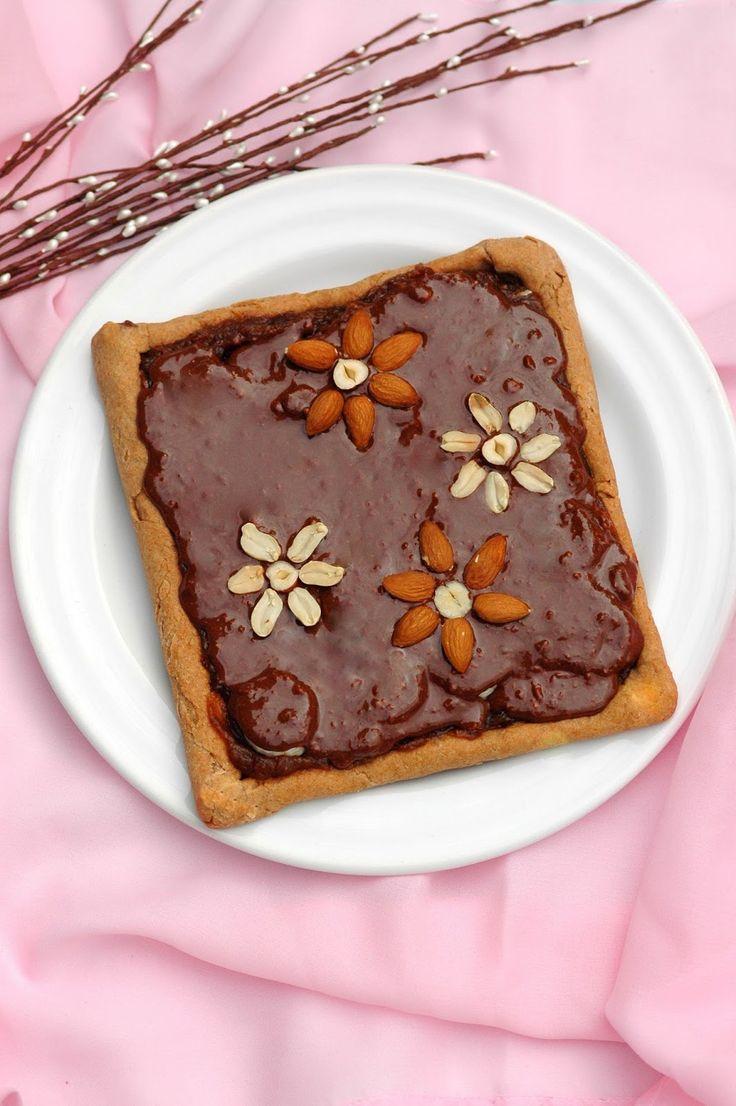 Taste me: Wegański dekadencki mazurek bez cukru