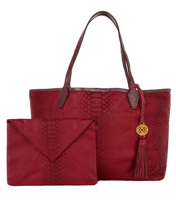 Jojo Bag - Burgundy - Helmer