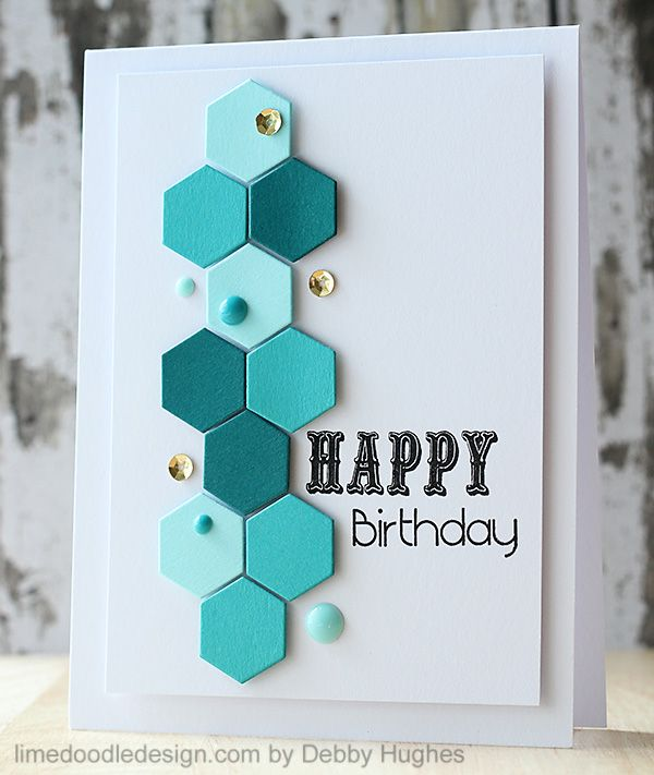 Best 25 Handmade birthday cards ideas – Handmade Happy Birthday Cards