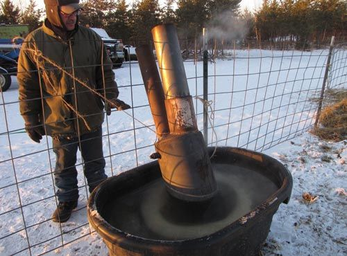 Best 25 Stock Tank Heater Ideas On Pinterest Livestock