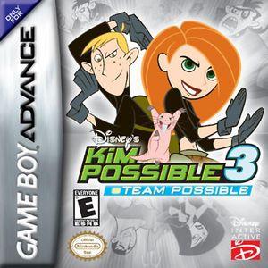 Kim Possible 3 - Game Boy Advance Game