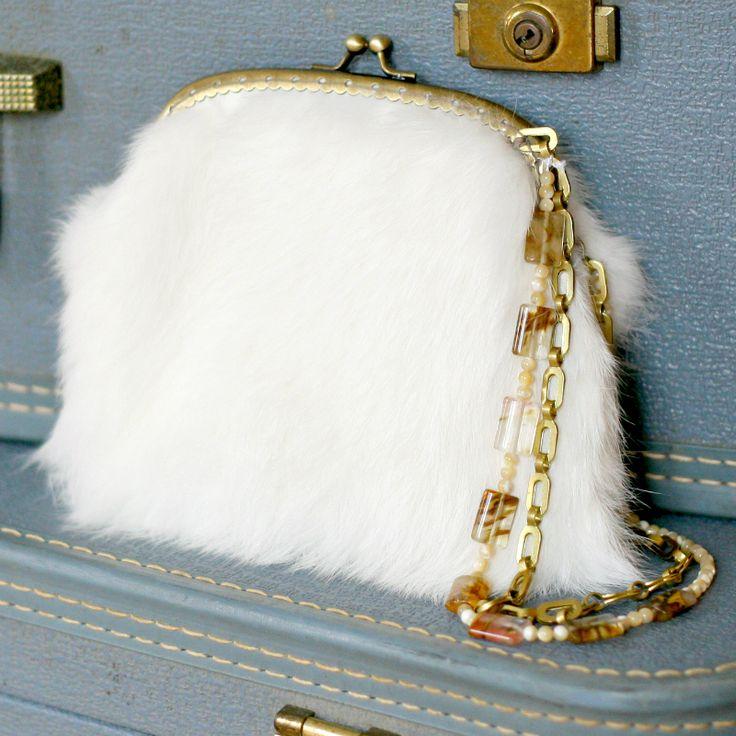 Make This - Fur Handbag - Luxe DIY - How Did You Make This?