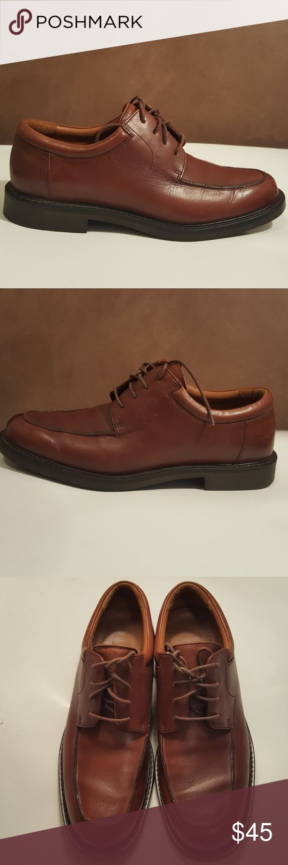 Johnston & Murphy Brown Split Toe Oxfords Size 10 Pre-owned in excellent condition Johnston & Men's Murphy Brown Split Toe Oxfords Size 10. Johnston & Murphy Shoes Oxfords & Derbys