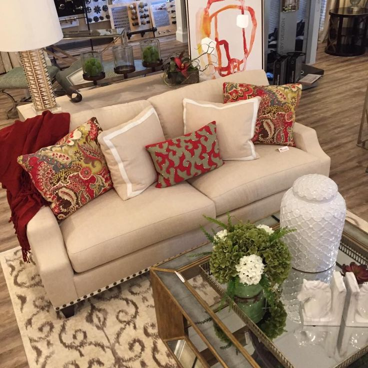 """Add a pop of color to a neutral setting and repeat after us....""""Spice is Nice!"""""""