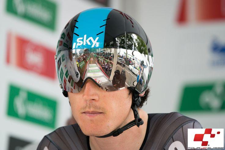 Tour de Suisse stage 9 Geraint Thomas